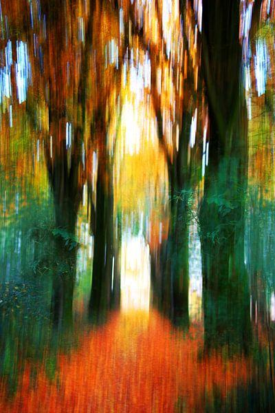Like a painting  van Sandra Akkerman