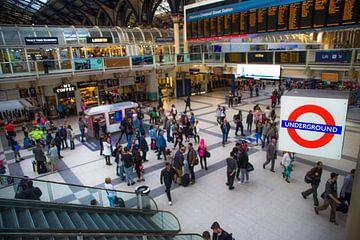 Londoner U-Bahn von