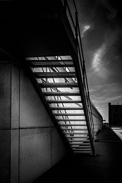 Treppe von Holger Debek
