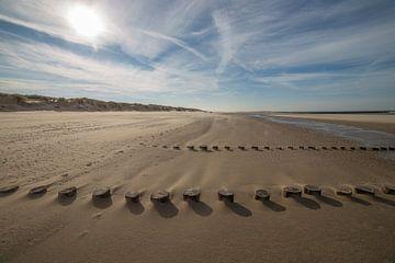 Strand von Marcel Klootwijk