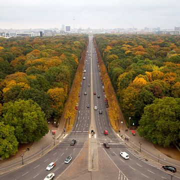autumn city van Bernd Hoyen