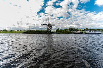 Windmühlen in den Niederlanden von Brian Morgan