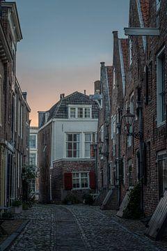 De Kuiperspoort in Middelburg von Manuuu S