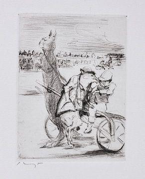 Reineke, fabel, MAX SLEVOGT, 1928 von Atelier Liesjes