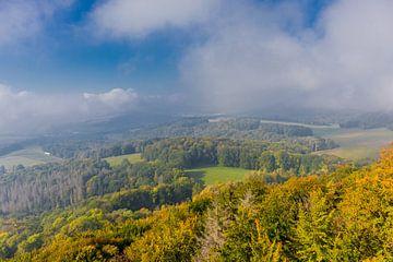 Herfstige ontdekkingstocht langs het Hörselgebergte van Oliver Hlavaty