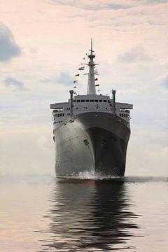 SS Rotterdam van Peet de Rouw