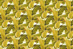 Matinique Banana Leaf Golden van