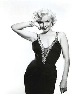 Marilyn Monroe (1953) van Bridgeman Images