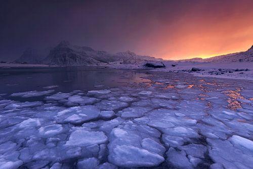 Het IJsfjord van Sven Broeckx