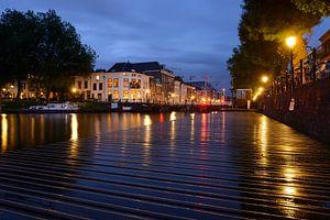 Bemuurde Weerd en Weerdsluis in Utrecht