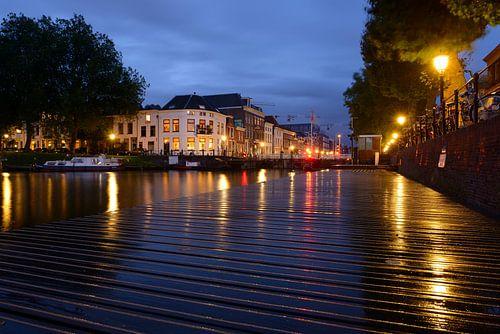 Bemuurde Weerd en Weerdsluis in Utrecht van Donker Utrecht