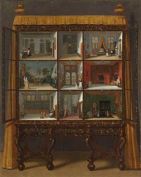Puppenhaus von Petronella Oortman, Jacob Appel von
