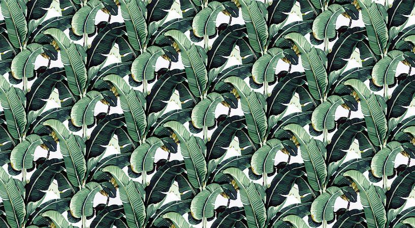 Matinique Banana Leaf van Marieke de Koning