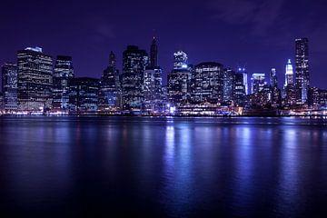 New York Blues van Albert Mendelewski