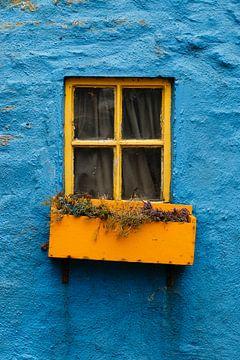 Het kleine gele raam van Licht! Fotografie