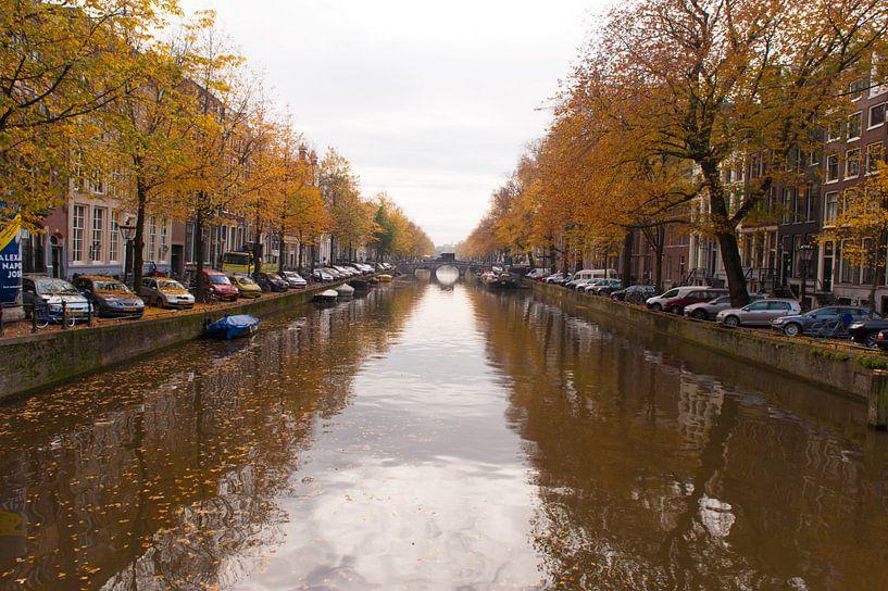 Amsterdam van Brian Morgan