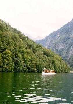 Een boottour over Lake Königssee van Vildan Ersert