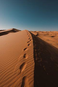 Marokko woestijn 1 von Andy Troy