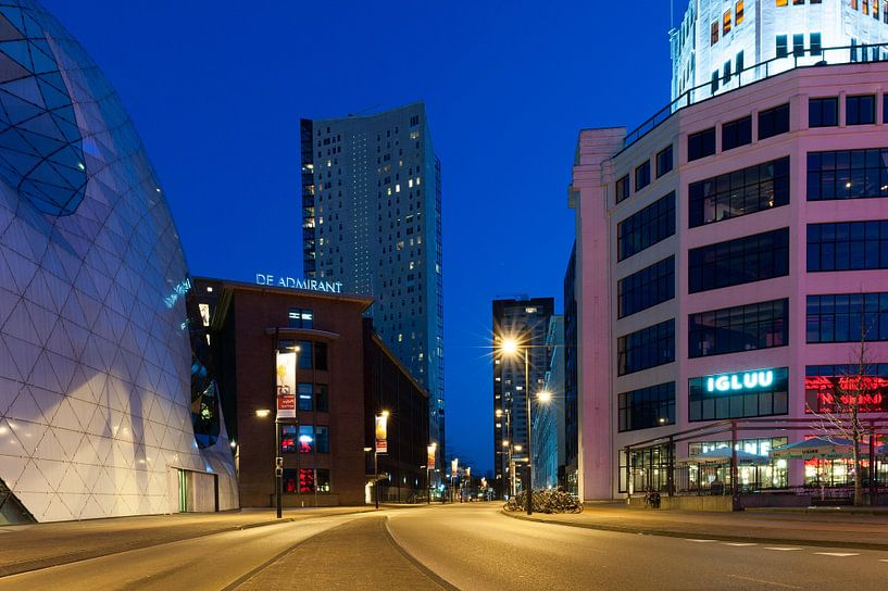 Eindhoven City Center van Edwin van Aalten