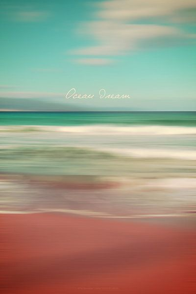 OCEAN DREAM IV van Pia Schneider