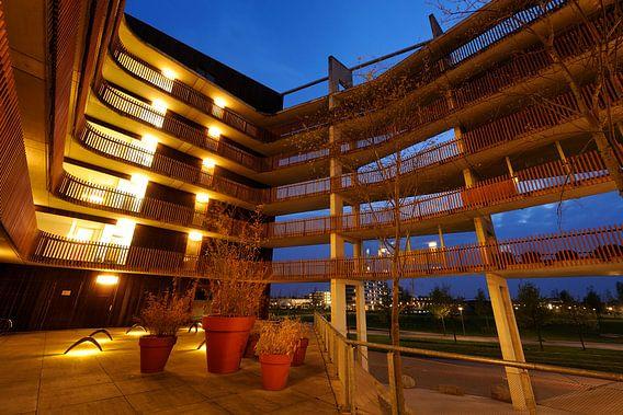 Appartementencomplex De Boemerang in Leidsche Rijn in Utrecht (2)