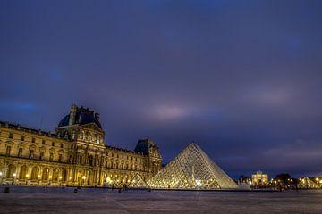 Le Louvre van Michiel Buijse