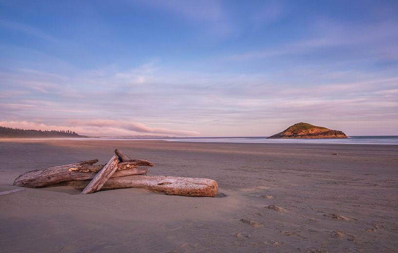 Longbeach Vancouver Island van Ilya Korzelius