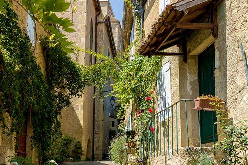 Typisch Frans straatje/steegje