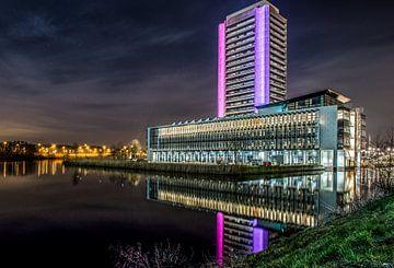 Provinciehuis Den Bosch von Henk v Hoek