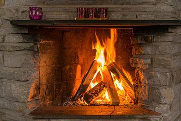 Bij het warme vuur van Denis Feiner