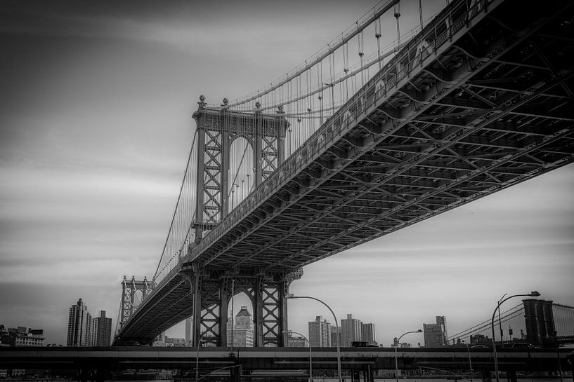 Manhattan Bridge van Catching Moments