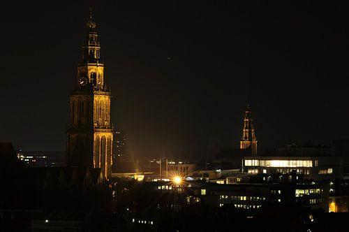 Martinitoren, Groningen  van