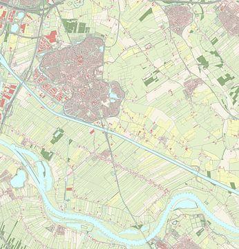 Kaart vanHouten
