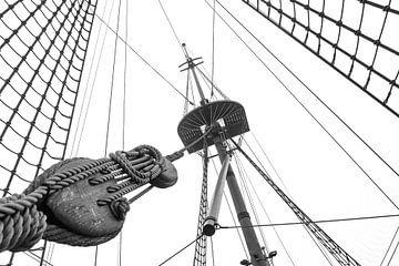 VOC schip-Amsterdam van Dries van Assen