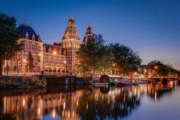 Rijksmuseum Sommerabend von Robert van Walsem