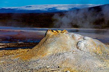 Hveravellir te IJsland van