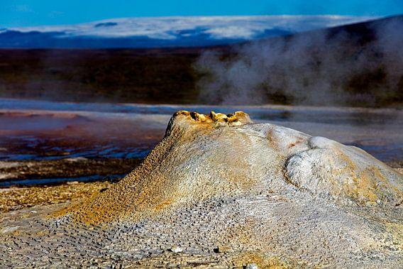 Hveravellir te IJsland