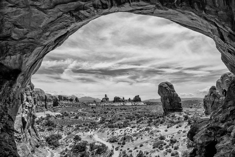 Arches National_Par amerika von Jan Pel