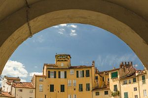 Piazza dell'Anfiteatro Italië