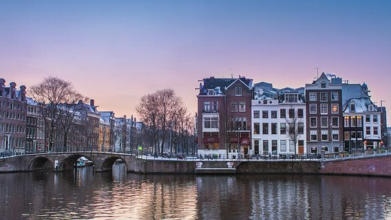 Amsterdam van Leon Weggelaar