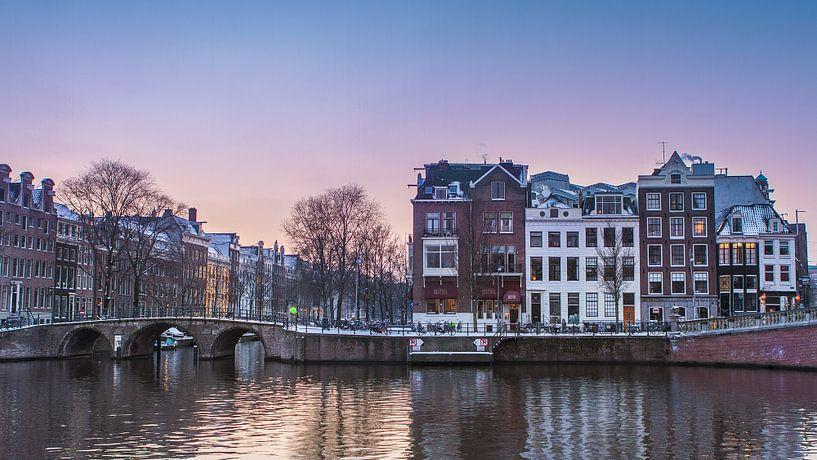 Amsterdam sur Leon Weggelaar