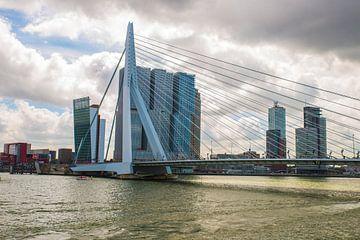 De Skyline van Rotterdam   van Freddie de Roeck
