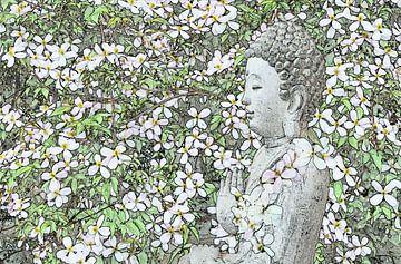 Boeddah von Tanja de Boer