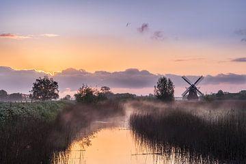 Sonnenaufgang @ Noorddijk von Ronnie Schuringa