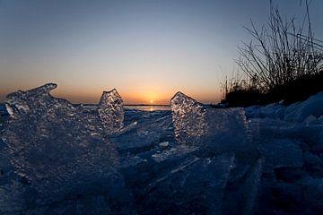 Cool sundown von Inge Wiedijk