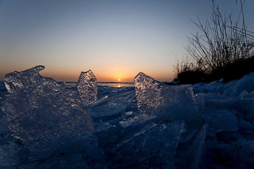 Cool sundown van Inge Wiedijk