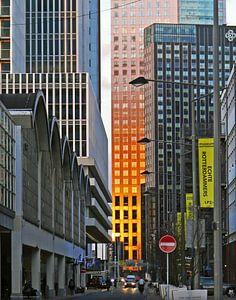Manhattan aan de Maas von Monique Jouvenaar