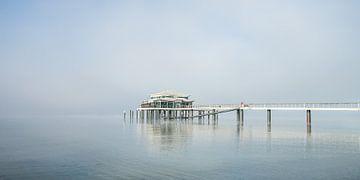 Teehaus auf dem Meer von Werner Reins