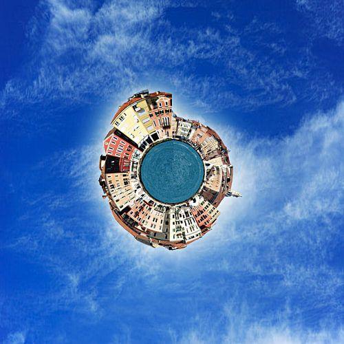 Venetië polar panorama