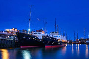 Les navires historiques sur Ynze Braaksma